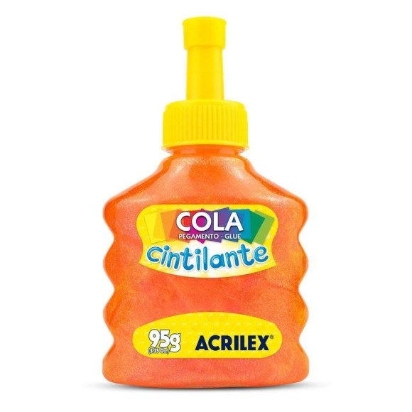 COLA CINTILANTE 95GR ACRILEX
