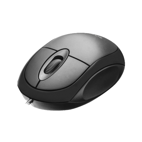 MOUSE USB OPTICO PRETO MO300 MULTILASER