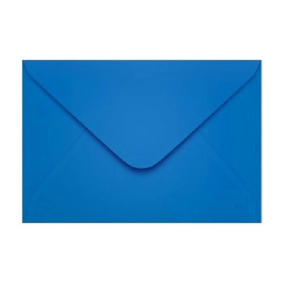 ENVELOPE CONVITE 160X235 AZUL ROYAL/GRECIA CAIXA C/100 SCRITY
