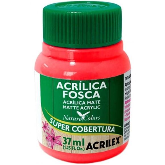 TINTA ACRILICA FOSCA 37ML VERMELHO ACRILEX