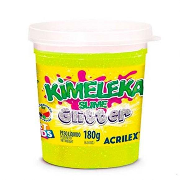 KIMELEKA SLIME GLITTER 180GR ART KIDS ACRILEX