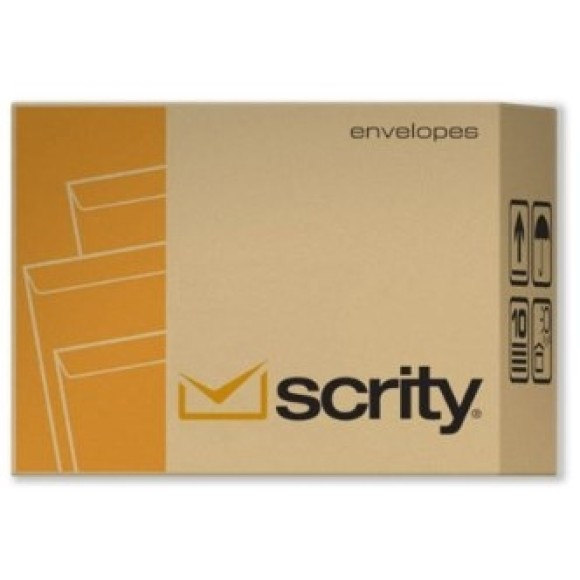 ENVELOPE SACO 185X248 KRAFT CAIXA C/250 SCRITY