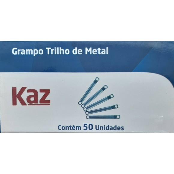 GRAMPO TRILHO FERRO C/50 KZ850M KAZ
